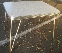 uhuru furniture u0026 collectibles sold 1950s kitchen table 60