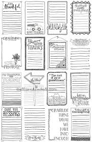 best 25 gratitude journals ideas on mindfulness pdf