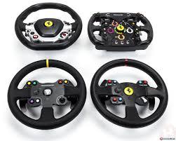 ferrari steering wheel 5 simracing steering wheels tested logitech vs thrustmaster