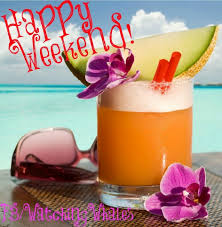 skinny cocktails happy weekend facebook and weekend quotes