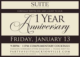 awesome anniversary party invitation wording funny features party