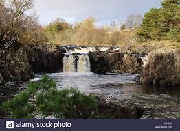 low waterfall bowlees co durham uk 31st dec 2016 as