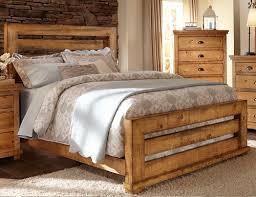 Reclaimed Bedroom Furniture Custom Made Rustic Bedroom Set Reclaimed Barnwood With Barn Wood