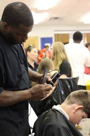 cove students get free supplies haircuts at u0027back to buzz