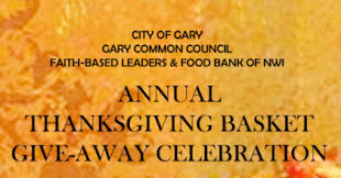applications now available for gary thanksgiving basket giveaway