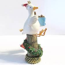 city seagull ornament shriver s