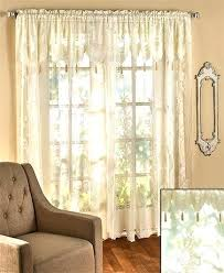 Sheer Curtains With Valance Curtain With Attached Valance Stunning Curtains With Attached