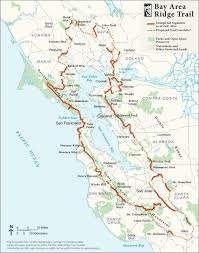 san francisco map east bay 32 on east bay trails part i blisters crs heaves