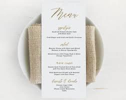 pages menu template wedding bar menu template editable bar menu printable word