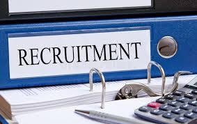 bureau recrutement cahier de recrutement dans le bureau photo stock image du papiers