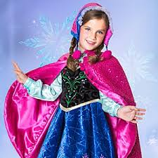 Frozen Costume Halloween Frozen Costume Review 2 Anna U0027s Cold Weather Gear