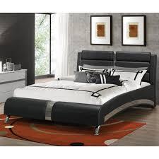 wade logan mallory upholstered platform bed u0026 reviews wayfair ca