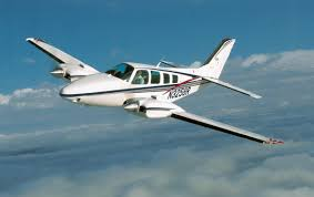 luxury aircraft solutions beech baron available for charter