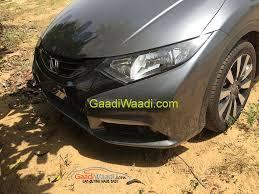 New Honda Civic 2015 India Honda Civic Motorbeam Indian Car Bike News Review Price