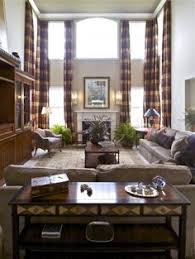 High Ceiling Curtains by The Window To Sitting Rooms Window Room And Living Rooms