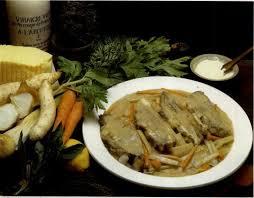comment cuisiner le tendron de veau recette tendrons de veau aux légumes