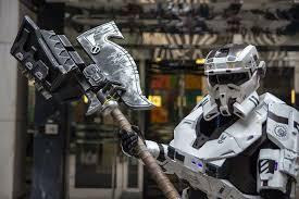 Halloween Costumes Halo Badass Halo Armor Eod Cosplay Halo
