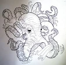 best 25 octopus tattoo design ideas on pinterest octopus sketch