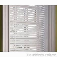 Home Decorators Collection Premium Faux Wood Blinds Faux Wood Blinds Lowes Business For Curtains Decoration
