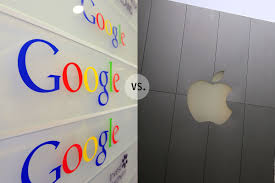 Google Wall Google Stock Or Apple Stock Why Investors Should Choose Both