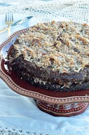 real raw kitchen recipe german chocolate cake