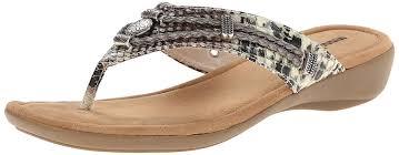 minnetonka women u0027s shoes flip flops u0026 thongs sale outlet online