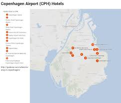 Map Of Copenhagen Where To Stay In Copenhagen 9 Best Areas And 20 Suggested Hotels