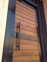 Contemporary Door Hardware Front Door by Wood Door Interior Barn Doors Pinterest Wood Doors Doors