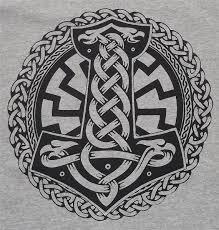 thor u0027s hammer thor odin rune pagan norse asatru by terrawear