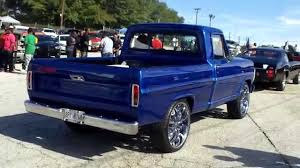 Old Ford Trucks Pictures - clean old ford f150 at car show youtube