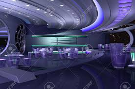 3d rendering of a spaceship stock photo picture and royalty free