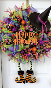 and creative diy witch wreath ideas