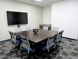 Conference Room Desk Meeting Space 2 1 1