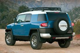 Fj Cruiser Roof Rack Oem by Used 2014 Toyota Fj Cruiser Suv Pricing For Sale Edmunds