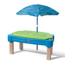 water table with cover step2 cascading cove sand and water table with cover walmart com