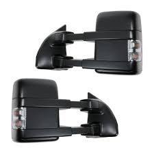 Ford F250 Truck Mirrors - 03 07 ford f250 f350 power towing mirrors