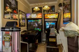 the ever after estate orlando vacation rental arcade room with