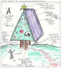 Tinyhouseblog by Relaxshacks Com Merry Early Christmas With A Christmas Tree