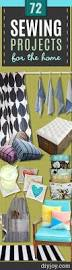 Easy Home Projects For Home Decor by 72 Crafty Sewing Projects For The Home Diy Joy