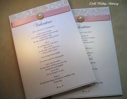 wedding vow cards wedding ceremony readings card wedding vow cards wedding