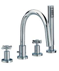 mayfair series c 4 hole bath shower mixer tap with shower kit