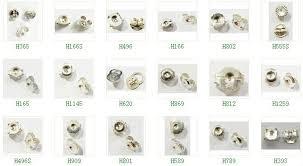 post type earrings h789 sterling silver earring finding butterfly earring nut buy