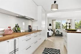 deco cuisine blanc et bois cuisine blanche et bois home home kitchens