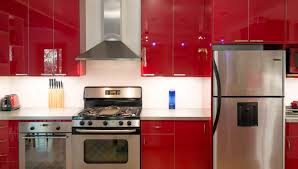 pictures of red kitchen cabinets 20 red oak kitchen cabinets designs design trends premium psd