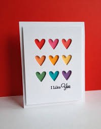 cool valentines cards to make best 25 heart cards ideas on pinterest valentine cards