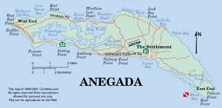 map of the bvi anegada map islands