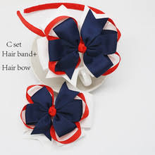 fourth of july hair bows buy patriotic hair bows and get free shipping on aliexpress