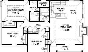 2 Bedroom House Plans Open Floor Plan Best Of 23 Images 2 Bedroom House Plans With Open Floor Plan