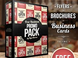 15 awesome free flyer templates design crawl