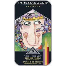 prisma color pencils prismacolor premier colored pencils 24 pkg walmart